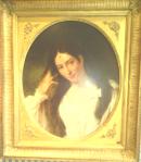 La Malibran by François Bouchot 1834