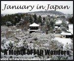 January in Japan