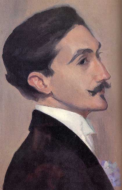 Robert de Montesquiou painted by Jacques Emile Blanche