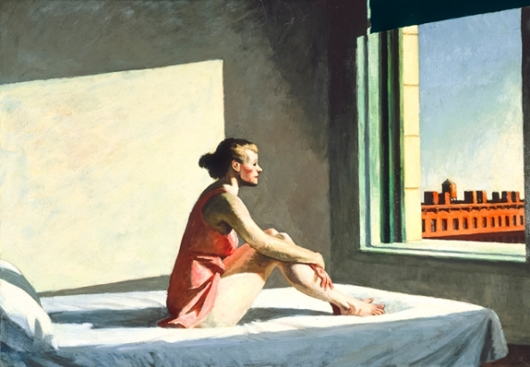 Hopper_MORNING_SUN