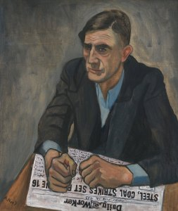 Pat Whalen by Alice Neel 1935