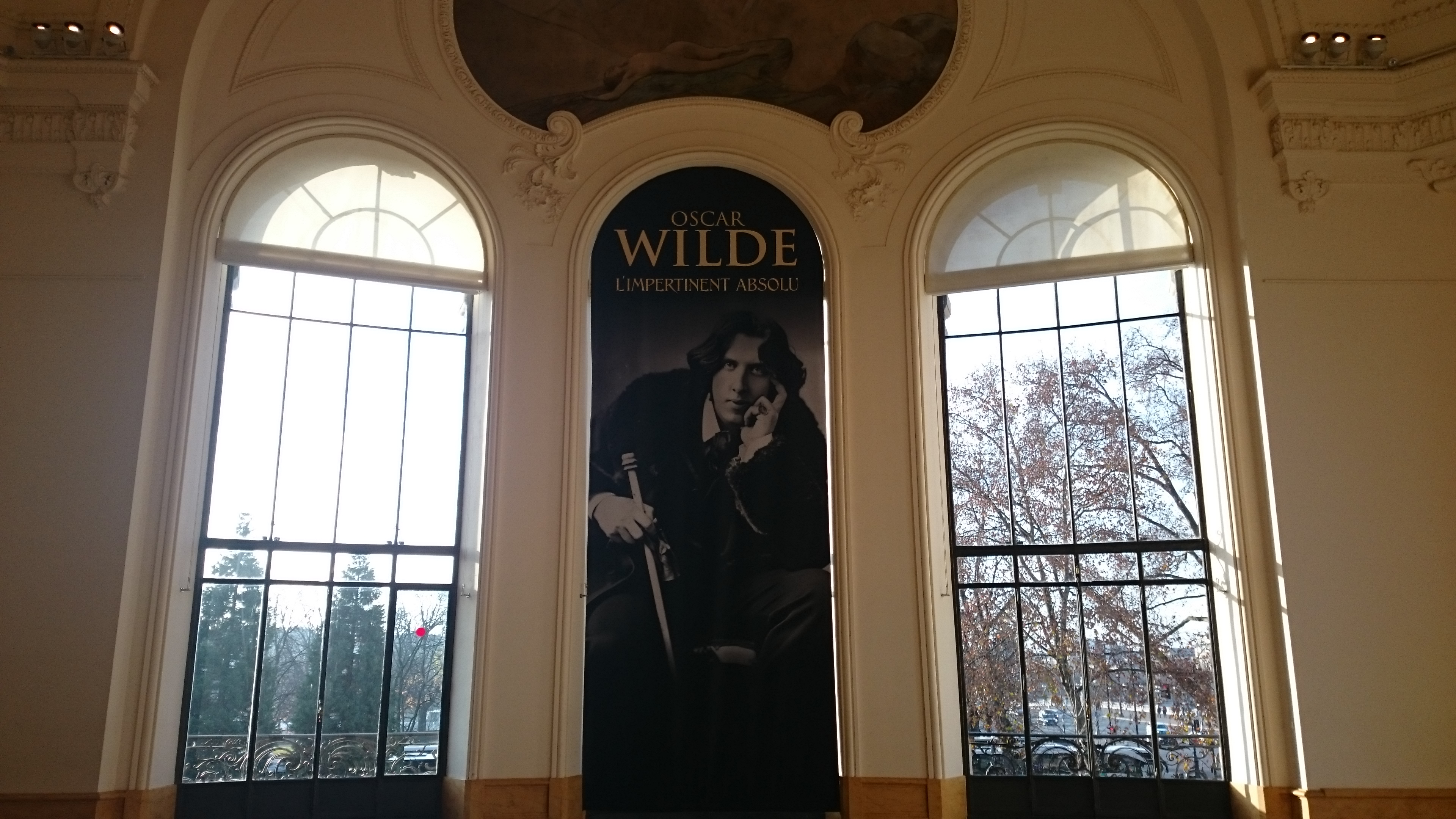 It Explains Very Well Wilde's Education And Role Models, His Taste For Art,  His Admiration For Ruskin And His Work As An Art Critic