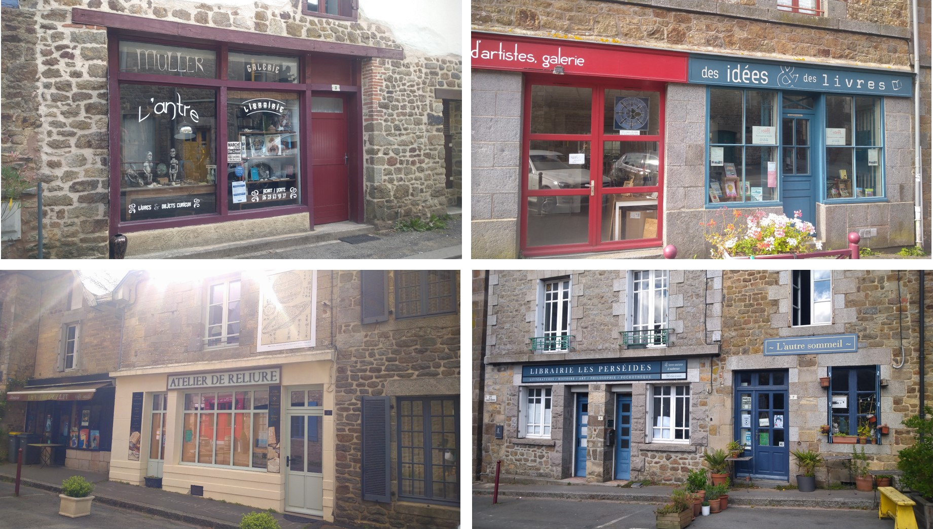 Bécherel_Bookstores